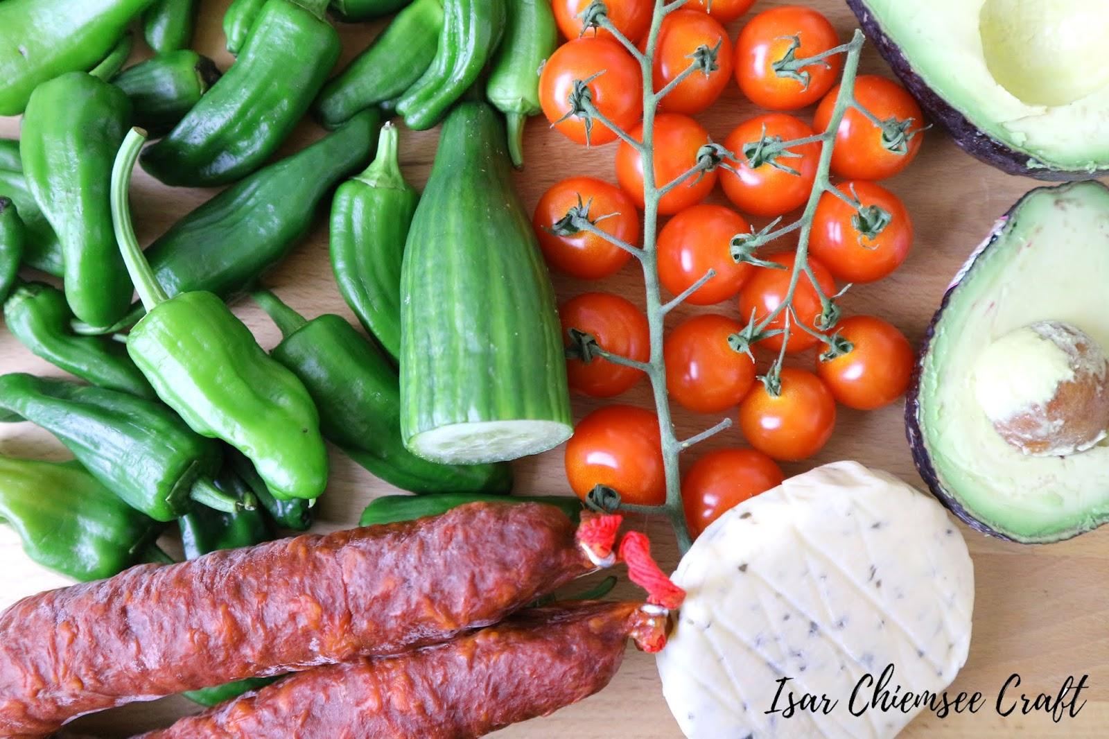 Aufgespießt: 3 Varianten für vegetarische und nicht vegetarische Grillspieße