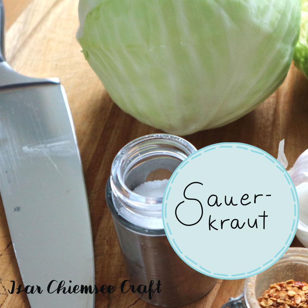 Sauerkraut & Kimchi – die Klassiker der Fermentation