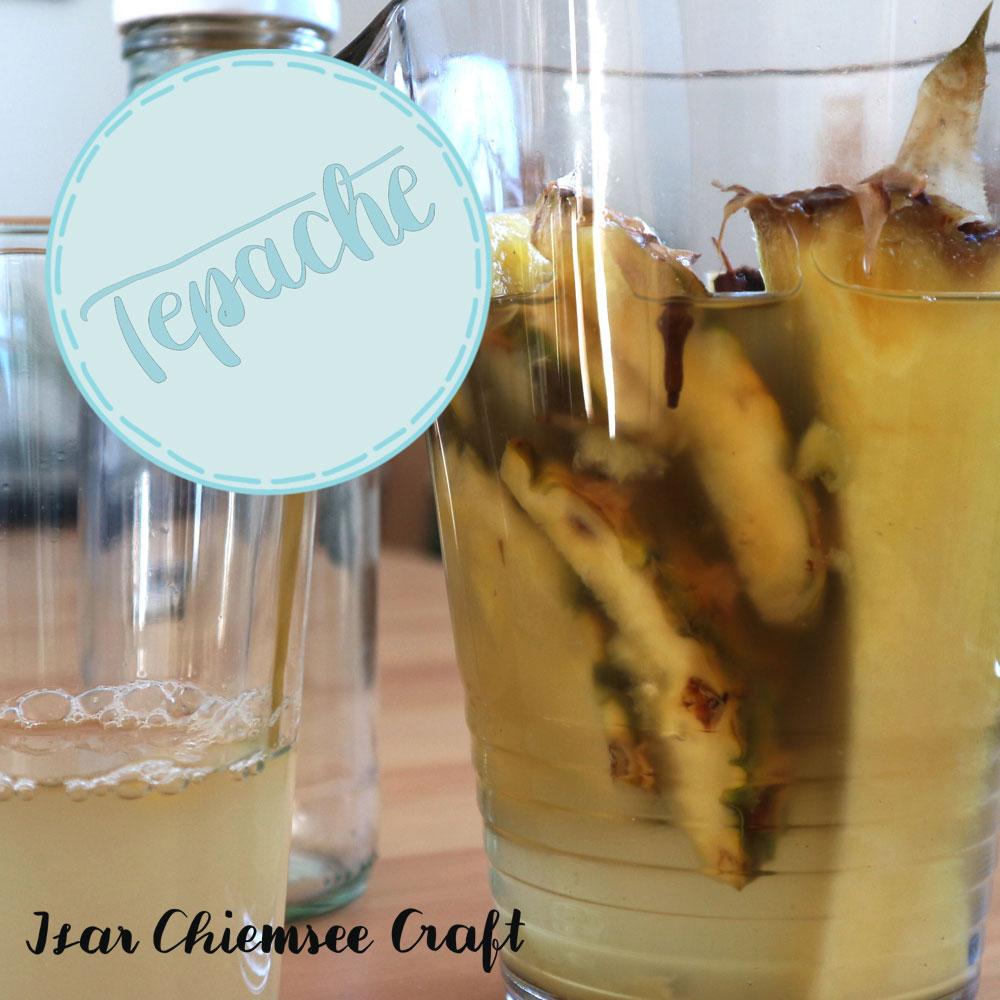 Tepache – Ein Getränk aus Ananasschale
