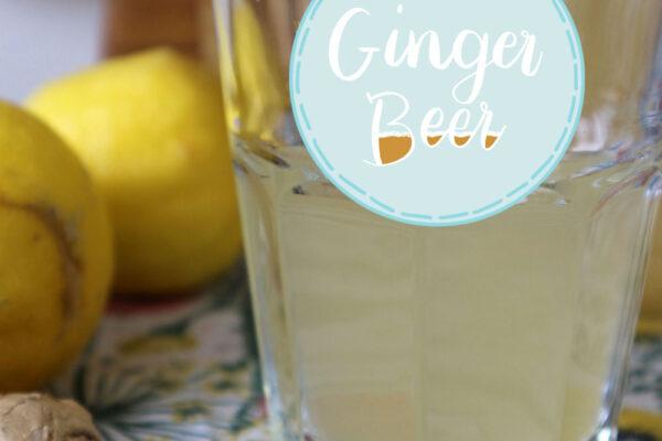 Fermentierte Getränke: Ingwerbier brauen