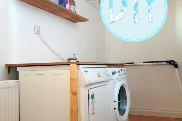 Waschküchen Makeover: den Wäscheraum funktional und schön einrichten