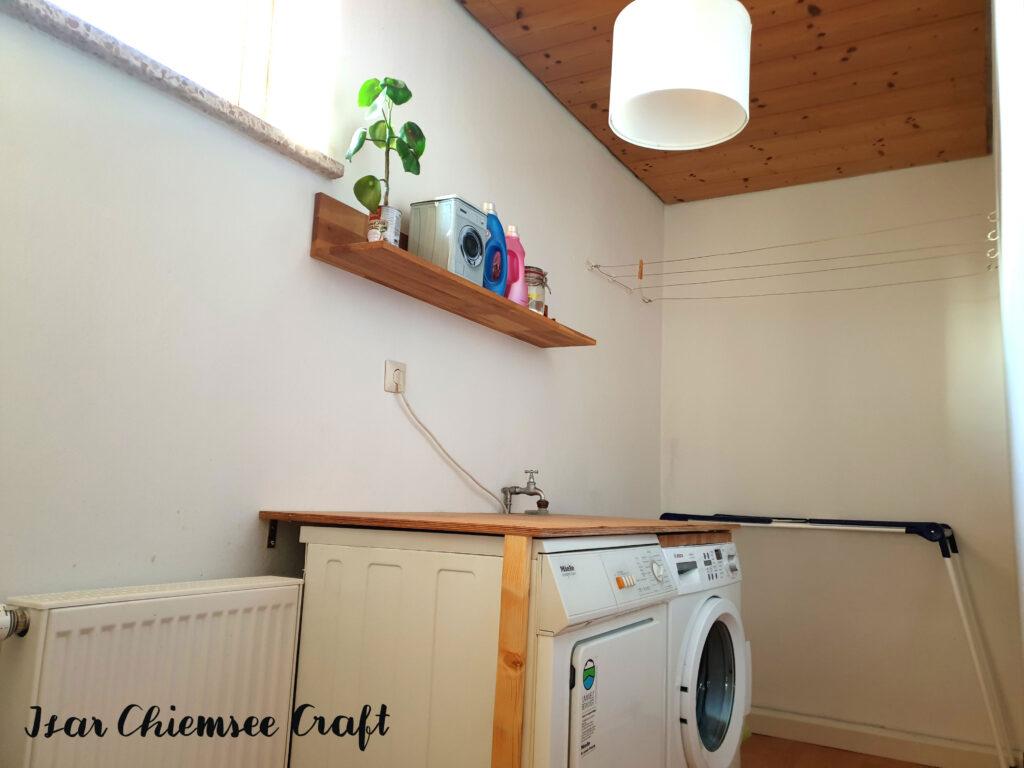 Waschküche Makeover DIY