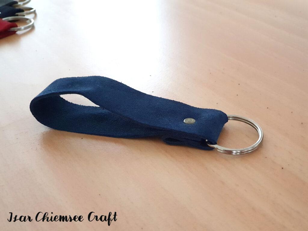 Leder Schlüsselanhänger DIY