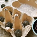 Seedbomb oder Samenbomben DIY aus Bentonit selber machen