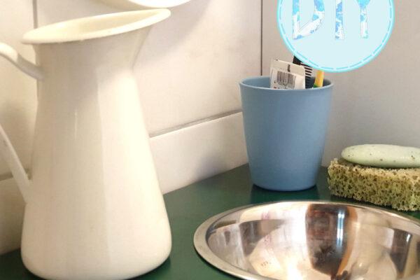 IKEA Hack oder Waschtisch nach Montessori mit Erfahrungsbericht